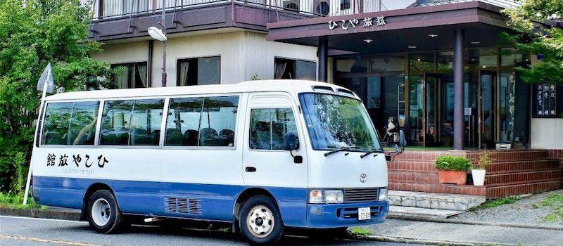 合宿や研修に(バス)